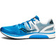 saucony Liberty ISO - Chaussures running Homme - bleu/blanc